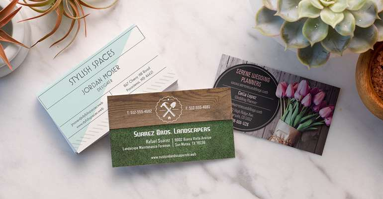 10 golden rules for designing your business card